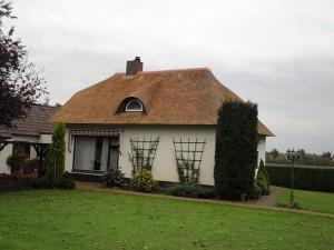 Rieten dak Lieshout